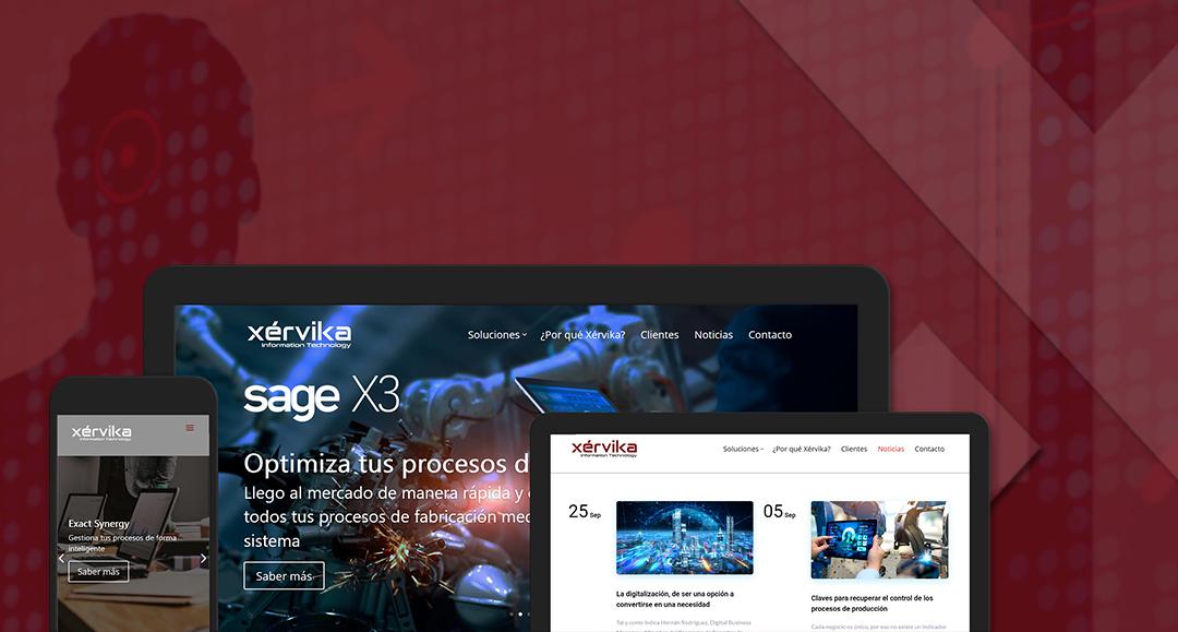 Estrenamos nueva imagen y nueva web