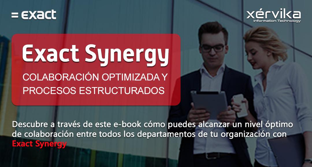 Exact Synergy, la solución BPM para tu organización