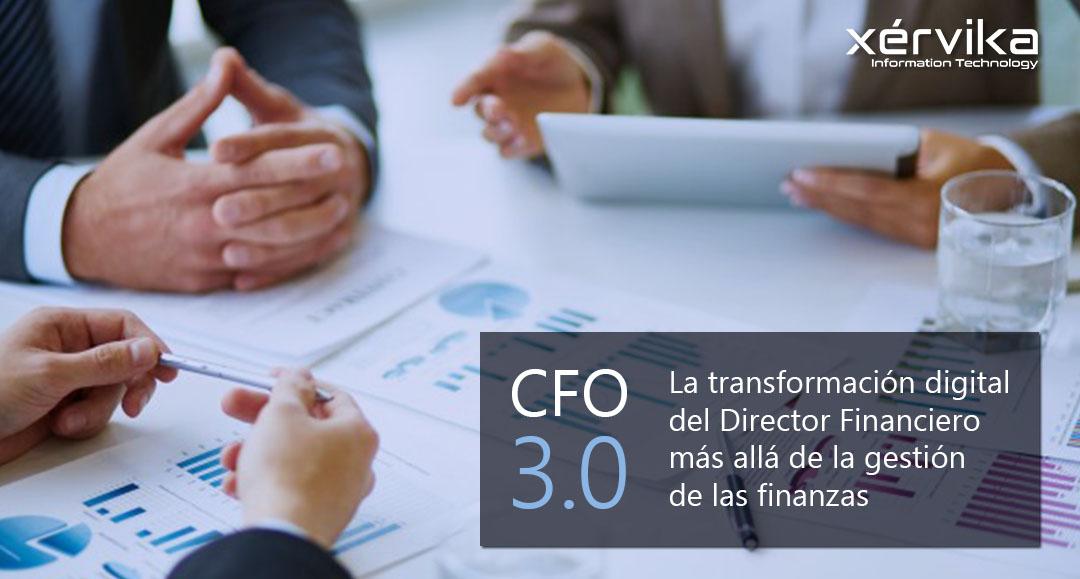 CFO 3.0: Más allá de la gestión de las finanzas