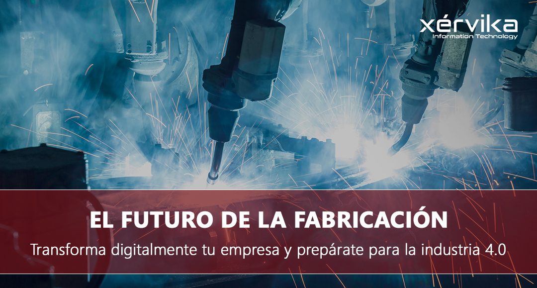 La fábrica del futuro: ¿Por qué la Industria 4.0 es importante para tu empresa?